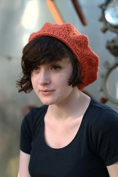 Meret (Mystery Beret) de Woolly Wormheadclose