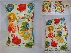 Nappy & Wipes Holder - Elephant - The Supermums Craft Fair