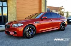 Edmond, Oklahoma's Superior Concepts fit this 2013 BMW M5 with 20 inch Forgeline VX3C Concave wheels finished in all Gloss Black. See more at: http://www.forgeline.com/customer_gallery_view.php?cvk=799