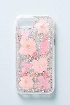 Slide View: 1: Case-Mate Pressed Petals iPhone 6/6s/7/8 Case