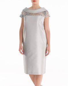 Vestido de talla grande de Síntesis XXL ==>> lo puedes leer en http://wp.me/p2C7iA-X3