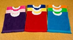 Completed sets http://www.nancyzieman.com/blog/sewing-general/sew-pullover-bibs-sew-for-kids/?utm_source=rss_medium=rss_campaign=sew-pullover-bibs-sew-for-kids