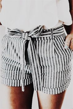 e7473cd377e I have shorts in blue check in the same style as this Minimalist Style