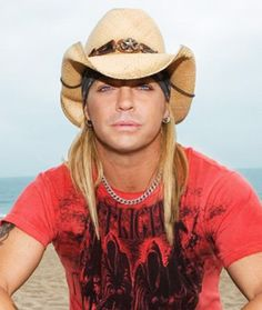 Bret Michaels looking oh so sexy
