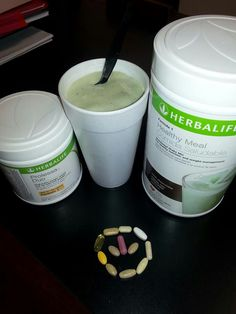 #herbalife Process that got me addicted. I had more energy within 3 days of use!!