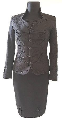 Textiles, Blouse, Vikings, Folk Art, Cape, Upcycle, How To Wear, Barbie, Military