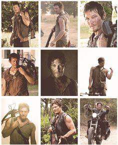 Daryl Dixon, The Walking Dead http://pinterest.com/yankeelisa/the-walking-dead/
