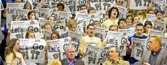 The feared Oakland Zoo cheering section at the University of Pittsburgh's Peterson Event Center, home court for the men's basketball team. Pitt Basketball, College Basketball, Oakland Zoo, Andrew Carnegie, University Of Pittsburgh, March Madness, Travelogue, The Man, Letting Go