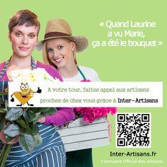 Trouvez un fleuriste près de chez vous grâce à l'annuaire Inter-Artisans ! https://www.inter-artisans.fr