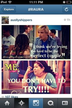 OH MY GOSH!!! No they do not have to even try because even they way the look at each other is PERFECT!!!!! AUSLLY FOREVER!!!❤️❤️❤️❤️❤️❤️