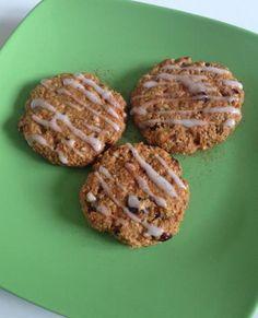 Mrkvové cookies s ovsenými vločkami - recept