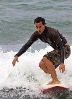 張孝全 Joseph Chang - surfing