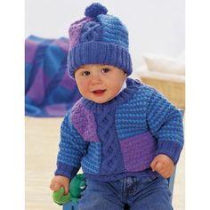 Free Intermediate Baby's Sweater