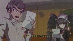Danganronpa Memes, Danganronpa Characters, 90 Anime, Anime Art, Trigger Happy Havoc, Nagito Komaeda, Anime Version, Anime Couples Drawings, Pretty Art