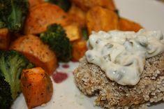 Gracefully Gluten Free: Baked Salmon Patties