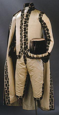 Jacket to Prince Frederick Adolf of Sweden, 1750-1803
