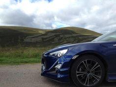A blue toyota 86 next to a big mountain. both look glorious Toyota 86, Big Mountain, Facebook Image, Scion, Future Car, Subaru, Men's Style, Cars, Vehicles