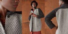 Пальто реглан спицами из толстой пряжи. Женское пальто регланом модного фасона кокон с описанием вязания спицами из толстой пряжи и с рекомендациями от дизайнера, чтобы модель после сборки внешне выглядела безупречно.