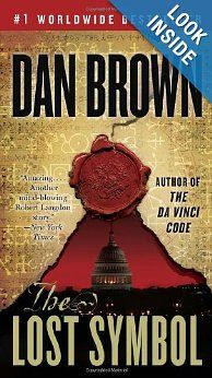 "The Lost Symbol, Dan Brown. I love those books where I get so taken aback that I throw it down and storm off. Takes me a moment to go back to continue. ""What! That can't happen!"" My Rating: 4.5/5"