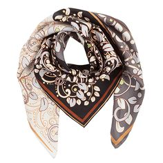 Happiness is made of tiny moments that intertwine like garlands. Wool Scarf, Garlands, Alexander Mcqueen Scarf, Cashmere, Scarves, Happiness, Collection, Fashion, Wreaths