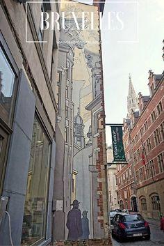 Que faire à Bruxelles | Visiter Bruxelles. Découvrir Bruxelles au fil de la BD. C'est possible !