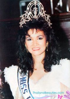 Pornthip Nakhirunkanok, Miss Universe 1988