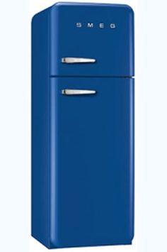 Refrigerateur congelateur en haut Smeg FAB30RBL1