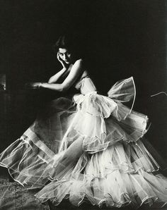 photo by Milton Greene 1953