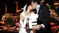 Marise e Isac - Trailer.  As fotos estão no Vestida de Noiva: http://www.vestidadenoiva.com/casamento-marise-isac