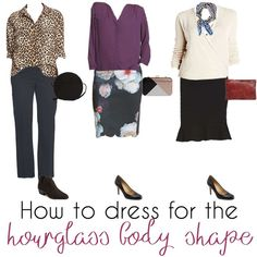 If you dress for your body type, you will look good, no matter what your size is. Here are some simple guidelines on how to dress the hourglass body shape. Fashion For Petite Women, Womens Fashion Casual Summer, Womens Fashion For Work, Fall Fashion Trends, Fashion Ideas, Hourglass Body, Hourglass Figure, Hourglass Clothes, Hourglass Fashion