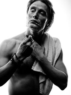 Mads & Hannibal — baba-yaga-not-only: Mads Mikkelsen by Kenneth...