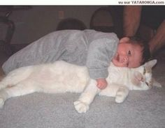 Daily Awww: Kids + Animals = Double dose of cute! (32photos) - kids-animals-17