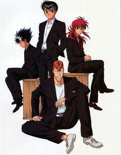 Yu Yu Hakusho Boys ❤