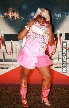 Ghetto Fashion Fail Dress