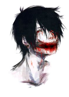 One of Jeff the Killer's victims