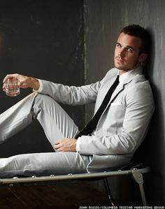 unintentionally I've seen almost all his movies and realized he's hot. Cam Gigandet.