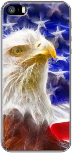 American Eagle and Flag By Gatterwe for Apple iPhone 5