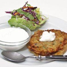 Krumplis latkesz (zsidó palacsinta) Recept képpel - Mindmegette.hu - Receptek