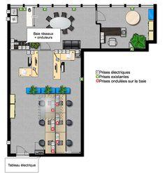 Planos de oficinas administrativas peque as architecture for Oficinas administrativas planos