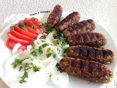 Vegan Vegetarian, Vegetarian Recipes, Healthy Recipes, Vegan Food, Greek Recipes, Veggie Recipes, Vegan Burgers, Going Vegan, No Cook Meals