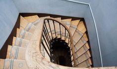 Escaliers Appartement Créatrice Mau Loa Maria de la Orden
