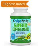 Green Coffee Bean Extract - Premium Pure Weight Loss Supplement, 800mg Per Capsule, 60 Pills Per Bottle, Best Natural Diet Cleanse to Burn Fat and Get Lean with 50% Chlorogenic Acid From GCA By Apofinity Max (60 Count Bottle) - http://www.painlessdiet.com/green-coffee-bean-extract-premium-pure-weight-loss-supplement-800mg-per-capsule-60-pills-per-bottle-best-natural-diet-cleanse-to-burn-fat-and-get-lean-with-50-chlorogenic-acid-from-gca-by-apofini/