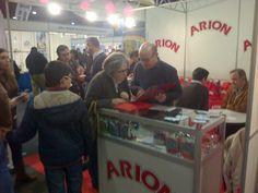 @Arion_ES em #Expozoo2014! Venha saber mais sobre o nosso plano de nutrição canina! #Oporto