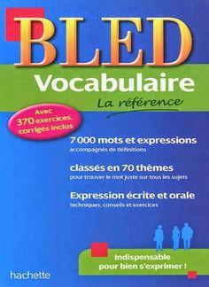 la faculté: Télécharger Gratuitement : BLED Vocabulaire
