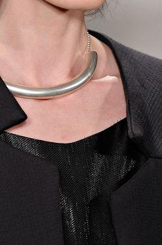 Zero Maria Cornejo Fall 2012 RTW - Review - Vogue Necklace