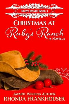 Nicole Laverdure recommends Christmas at Ruby's Ranch: Book 4 of the Ruby's Ranch Series - A Novella November 12th, Ranch, Author, Books, Christmas, Language, English, Number, Products