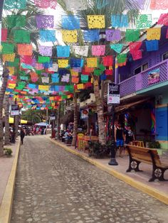 Sayulita, Nayarit, Mexico is where I left a bit of my heart and will continue to visit a few times a year...