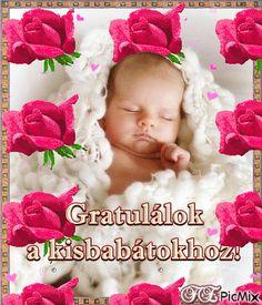 Gratulálok a babátokhoz! - PicMix New Baby Products, Crochet Hats, Humor, Face, Knitting Hats, Humour, Funny Photos, The Face, Funny Humor