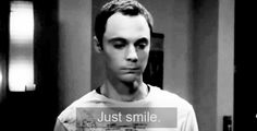 funny big bang theory gifs | gif-just-smile-sheldon-smile-the-big-bang-theory-Favim.com-237966.gif