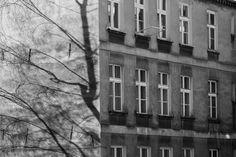 Uitzicht uit hotelkamer in Gdansk door Arjan Sikkema